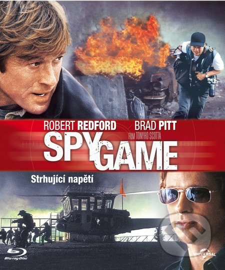 an analysis of spy game a film by tony scott Scott keeps this theme going with spy game  as you would expect with a big- budget scott film (tony, and brother ridley, both have the muscle to get the.